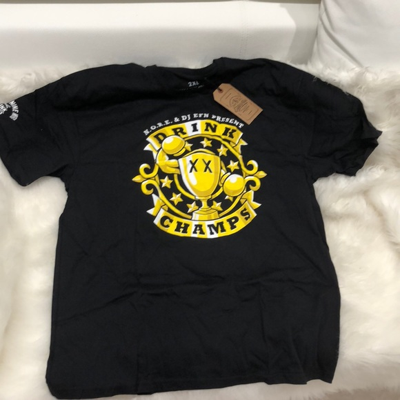 201212508 Shirts   Nore Drink Champs Tee   Poshmark